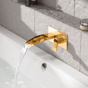 Dorato Minimo Wall Mounted Bath Filler